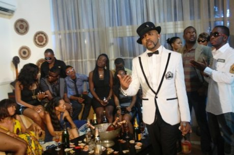 LAGOS PARTY VIDEO SCENE